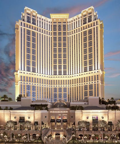 Hotel Front | The Palazzo Resort Hotel & Casino