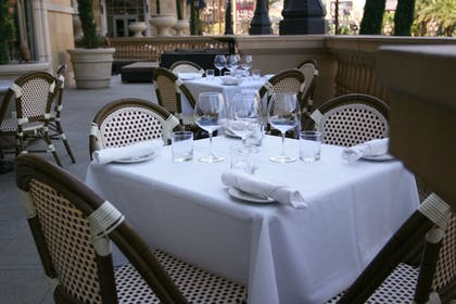 Outdoor Dining | The Palazzo Resort Hotel & Casino