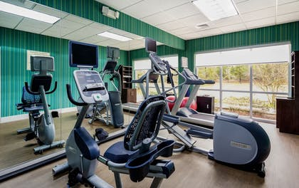 Fitness Facility | Holiday Inn Express Hotel & Suites Inverness