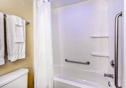 Bathroom | Holiday Inn Express Hotel & Suites Inverness