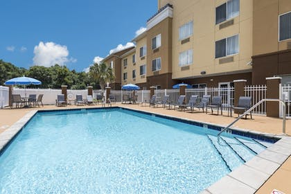 Sports Facility | Fairfield Inn & Suites Marianna