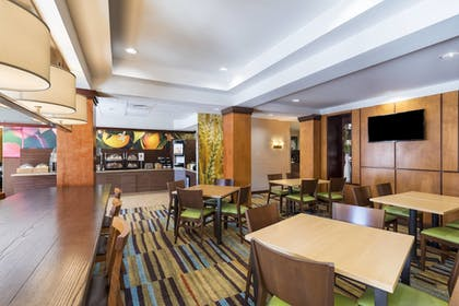 Restaurant | Fairfield Inn & Suites Marianna