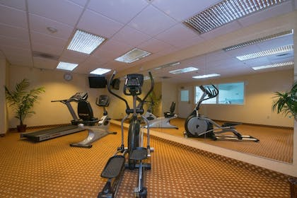 Fitness Facility | Hotel Extended Studio