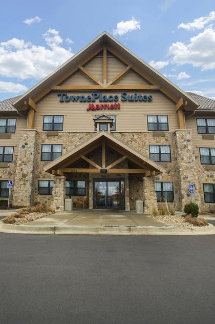 Courtyard | TownePlace Suites Kansas City Overland Park