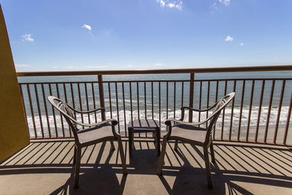 Balcony View | Anderson Ocean Club and Spa by Oceana Resorts