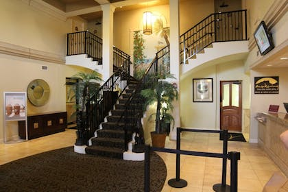 Staircase | Anderson Ocean Club and Spa by Oceana Resorts