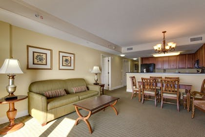Living Room | Anderson Ocean Club and Spa by Oceana Resorts