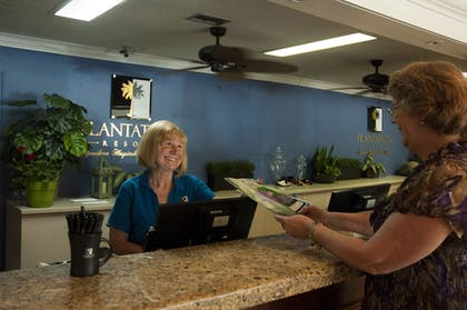 Check-in/Check-out Kiosk | Plantation Resort