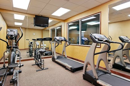 Fitness Facility | Holiday Inn Express Hotel & Suites Malvern
