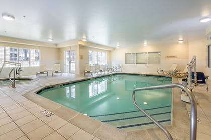 Sports Facility | TownePlace Suites by Marriott Boise Downtown/University
