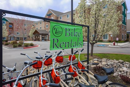 Bicycling | TownePlace Suites by Marriott Boise Downtown/University