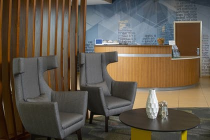 Lobby | SpringHill Suites by Marriott St. Louis Airport/Earth City