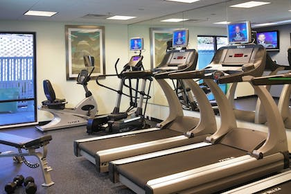 Sports Facility | SpringHill Suites by Marriott St. Louis Airport/Earth City