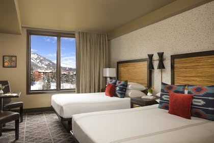 Guestroom View | Hotel Terra Jackson Hole - A Noble House Resort