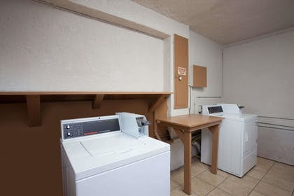 Laundry Room | Travelodge by Wyndham Ontario