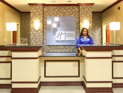 Interior | Holiday Inn Express & Suites West