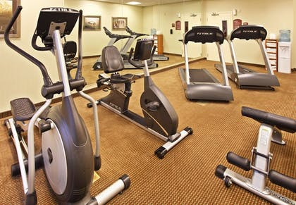 Fitness Facility | Holiday Inn Express & Suites West