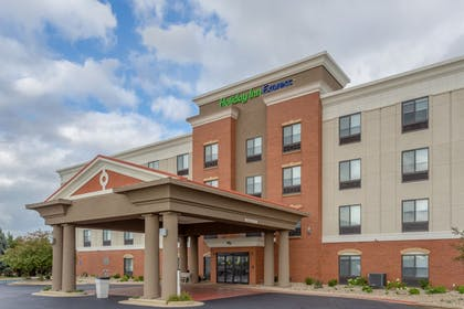 Exterior | Holiday Inn Express Indianapolis - Southeast
