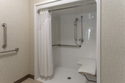 Bathroom | Holiday Inn Express Indianapolis - Southeast