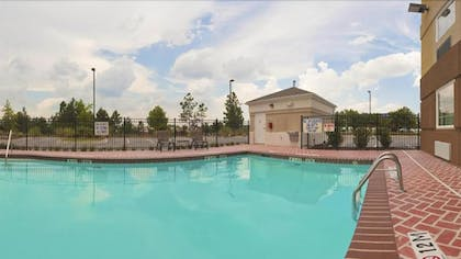 Outdoor Pool | Candlewood Suites, Columbia/Ft. Jackson