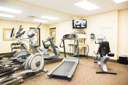 Fitness Facility | Ecco Suites