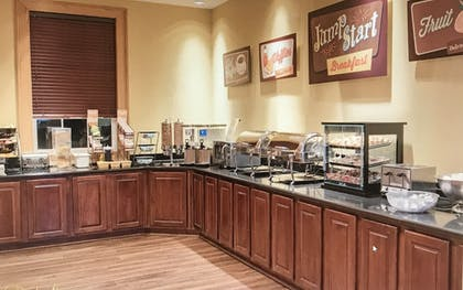 Breakfast buffet | Natchez Grand Hotel