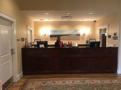 Check-in/Check-out Kiosk | Natchez Grand Hotel