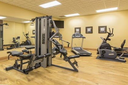 Fitness Facility | Natchez Grand Hotel