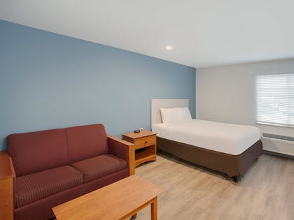 Room | WoodSpring Suites Fayetteville Univ. of Arkansas
