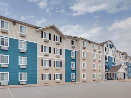 Featured Image | WoodSpring Suites Fayetteville Univ. of Arkansas