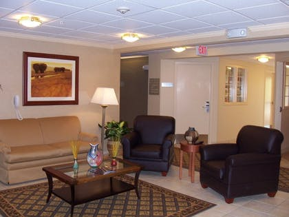 Living Area | Candlewood Suites Olive Branch