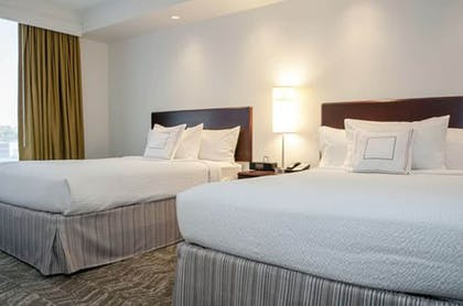 Guestroom | Springhill Suites by Marriott Louisville Airport