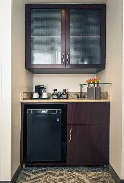 In-Room Kitchenette | Springhill Suites by Marriott Louisville Airport