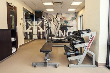 Fitness Facility | Springhill Suites by Marriott Louisville Airport