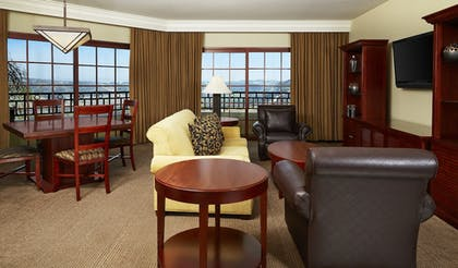 | Suite, 1 King Bed with Sofa bed, Non Smoking (Marbrisa) | Sheraton Carlsbad Resort & Spa