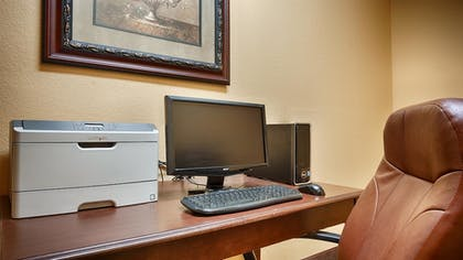 Business Center   Best Western Plus Sweetwater Inn & Suites