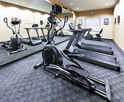 Fitness Facility | Holiday Inn Express & Suites Corpus Christi NW - Calallen