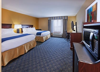 Guestroom | Holiday Inn Express & Suites Corpus Christi NW - Calallen
