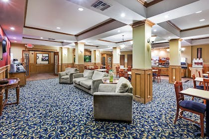 Lobby | Holiday Inn Express & Suites Corpus Christi NW - Calallen