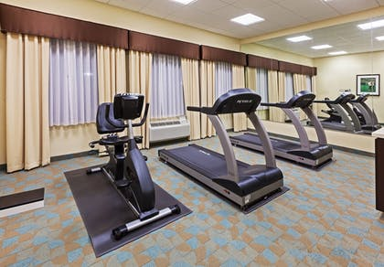 Fitness Facility | Holiday Inn Express Hotel & Suites Victoria