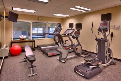 Sports Facility | Towneplace Suites Marriott Meridian