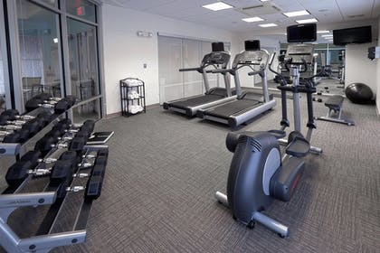 Fitness Facility | SpringHill Suites by Marriott Albany-Colonie