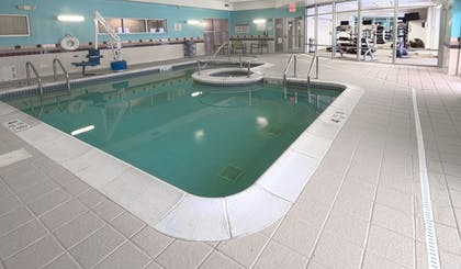Pool | SpringHill Suites by Marriott Albany-Colonie
