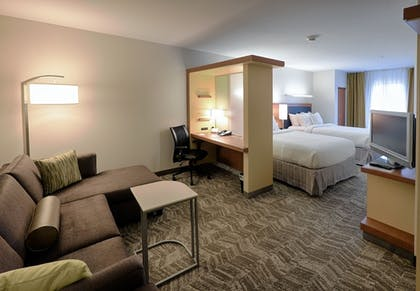 Guestroom | SpringHill Suites by Marriott Albany-Colonie