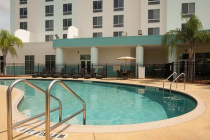 Sports Facility | Springhill Suites by Marriott Orlando Airport