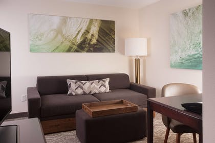 Guestroom | Springhill Suites by Marriott Orlando Airport