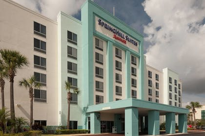 Exterior | Springhill Suites by Marriott Orlando Airport