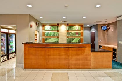 Lobby | SpringHill Suites by Marriott Fresno
