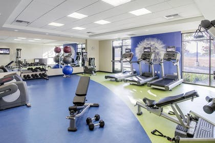 Fitness Facility | SpringHill Suites by Marriott Fresno