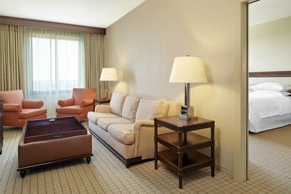 | Executive Suite, 1 Bedroom | Sheraton Stonebriar Hotel